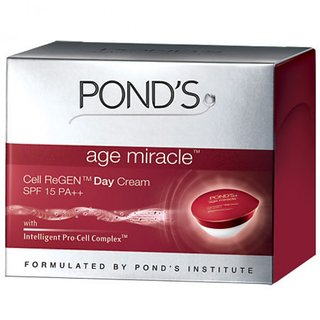 Ponds Age Miracle Cell Regen Day Cream Spf 15 Pa++, 10Gm