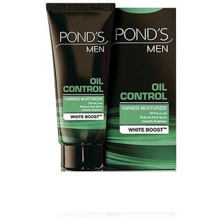 Ponds Men Oil Control Fairness Moisturizer, 40G
