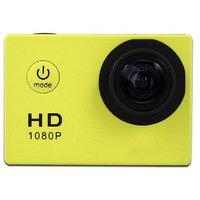 Magideal SJ4000 Waterproof 12MP 1080P Full HD Sports Action Digital Camera Yellow
