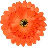Magideal Sun Flower Hair Rope Floral Hair Claw Brooch Barrette Hair Ornaments Orange