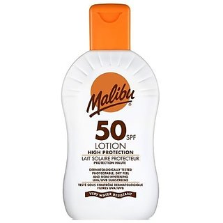 Malibu Sun Protection Lotion SPF-50 200ml