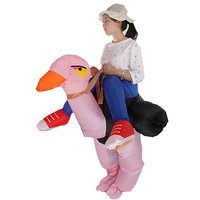 Magideal Novelty Inflatable Xmas Turkey Fancy Dress Costume Hen Stag Party Outfit