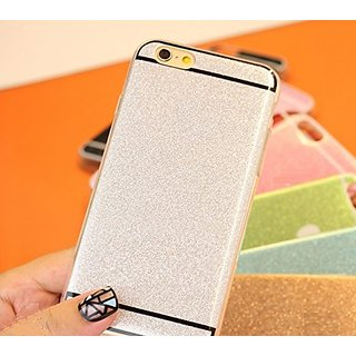iPhone 5 5S Candy Bling case,Beauty Luxury Hybrid Glitter Candy Moonbean Blaze Glorious Shiny Sparkling Glisten Gleam Soft Gel Cover Case for Iphone5S and iPhone5 (Bling Candy moonlight silver)
