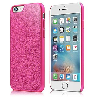 Iphone 6s Case ,Maxace Sparkle Glitter Bling Hard Case for Iphone 6 /Iphone 6s (Pink)