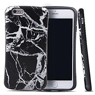 iPhone 6 / 6s Plus Case, Agileopt 3D Embossed Painting Case for iPhone 6 / 6s Plus (5.5