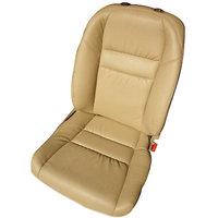Hi Art Beige Leatherite Seat Cover For Wagon R