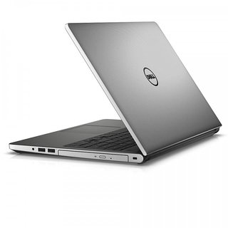 Dell Inspiron 15 5559 Notebook (6th Gen Intel Core i3- 4GB RAM- 1TB HDD- 39.62cm (15.6)- DOS) (SILVER)