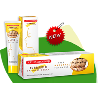 K P Namboodiri's Turmeric Fairness Cream 25 GM