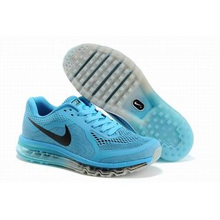 Nike Men Blue Air Max 2014 Sports Shoes