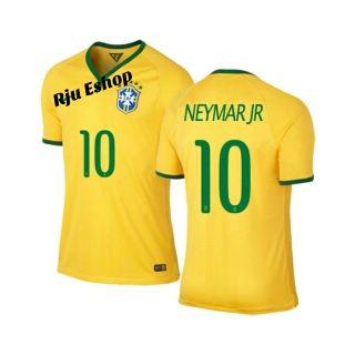 Neymar jr brazil football Jersey