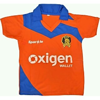 Gujarat Lion ipl team Jersey for men