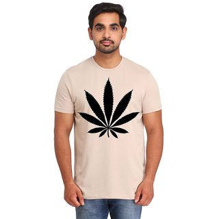 Snoby Leafy printed t-shirt (SBY16758)
