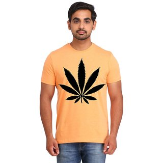 Snoby Leafy printed t-shirt (SBY16759)