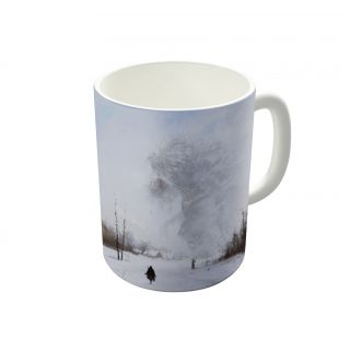 Dreambolic Another Day At Work Ded Moroz Coffee Mug-DBCM21047
