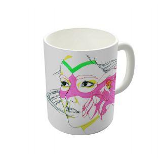 Dreambolic Bjork Coffee Mug-DBCM21106