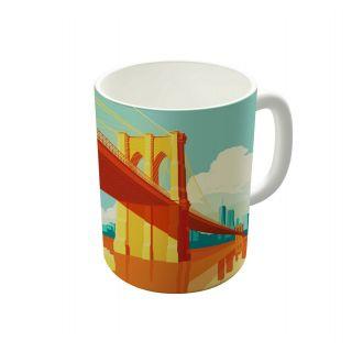 Dreambolic Brooklyn Bridge Coffee Mug-DBCM21124