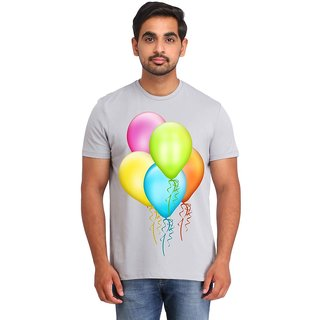 Snoby Ballons printed t-shirt (SBY16631)