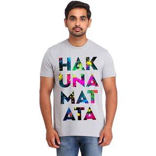 Snoby HAK UNA MAT ATA printed t-shirt (SBY16666)