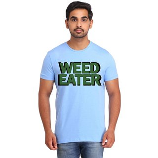 Snoby WEED EATER printed t-shirt (SBY16769)
