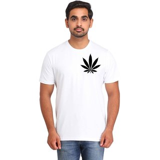 Snoby Weed patch printed t-shirt (SBY16796)