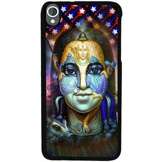 Ayaashii Loard Shiva Back Case Cover for HTC Desire 820::HTC Desire 820Q::HTC Desire 820S