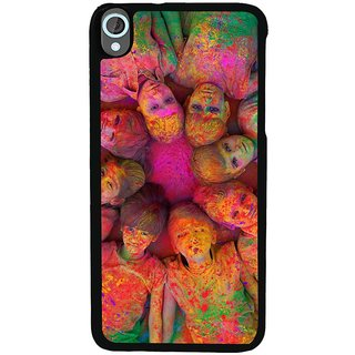 Ayaashii Holi Players Back Case Cover for HTC Desire 820::HTC Desire 820Q::HTC Desire 820S