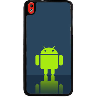 Ayaashii Green Android Back Case Cover for HTC Desire 816::HTC Desire 816 G