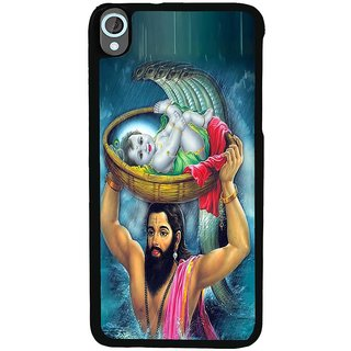 Ayaashii Bala Krishna Back Case Cover for HTC Desire 820::HTC Desire 820Q::HTC Desire 820S