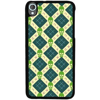 Ayaashii Fcuk Pattern Back Case Cover for HTC Desire 820::HTC Desire 820Q::HTC Desire 820S