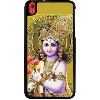 Ayaashii Lord Krishna Back Case Cover for HTC Desire 816::HTC Desire 816 G
