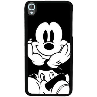 Ayaashii Mickey Back Case Cover for HTC Desire 820::HTC Desire 820Q::HTC Desire 820S