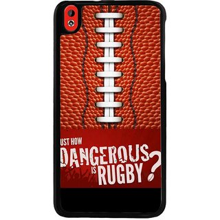 Ayaashii Dangerous Rouby Back Case Cover for HTC Desire 816::HTC Desire 816 G