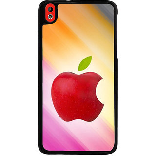 Ayaashii A Bite Of Apple Back Case Cover for HTC Desire 816::HTC Desire 816 G