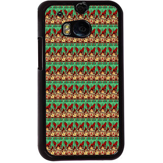 Ayaashii Birds Pattern Back Case Cover for HTC One M8::HTC M8