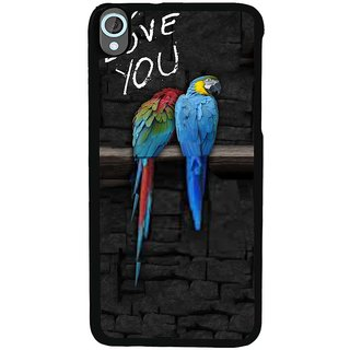 Ayaashii I Love You Back Case Cover for HTC Desire 820::HTC Desire 820Q::HTC Desire 820S