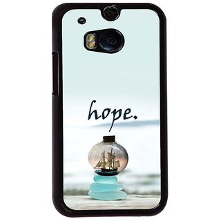 Ayaashii Hope  Back Case Cover for HTC One M8::HTC M8