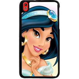 Ayaashii Barbie Queen  Back Case Cover for HTC Desire 816::HTC Desire 816 G