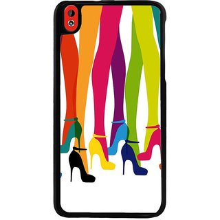 Ayaashii Number Of Legs Back Case Cover for HTC Desire 816::HTC Desire 816 G