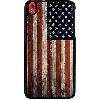 Ayaashii US Flag Back Case Cover for HTC Desire 816::HTC Desire 816 G
