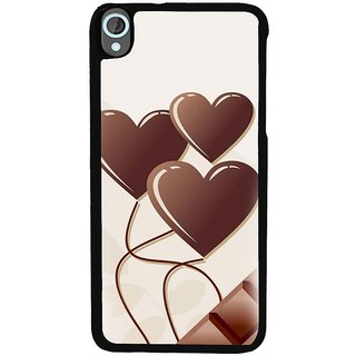 Ayaashii Chocolates Candy Back Case Cover for HTC Desire 820::HTC Desire 820Q::HTC Desire 820S
