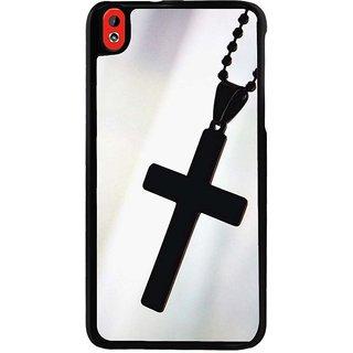 Ayaashii Jesus Locket Back Case Cover for HTC Desire 816::HTC Desire 816 G