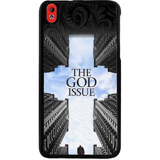 Ayaashii The God Issue Back Case Cover for HTC Desire 816::HTC Desire 816 G