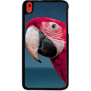 Ayaashii Parrot Back Case Cover for HTC Desire 816::HTC Desire 816 G