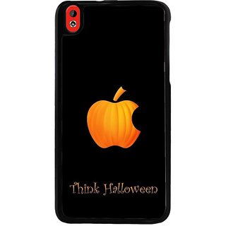 Ayaashii Think Hallowed Back Case Cover for HTC Desire 816::HTC Desire 816 G