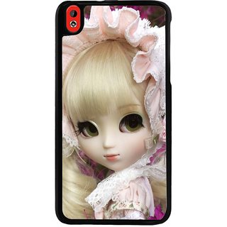 Ayaashii Cute Doll Back Case Cover for HTC Desire 816::HTC Desire 816 G