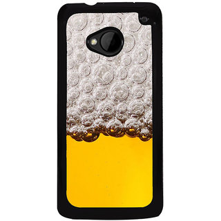 Ayaashii Water Bubbles Back Case Cover for HTC One M7::HTC M7