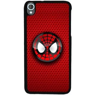 Ayaashii Spider Logo Back Case Cover for HTC Desire 820::HTC Desire 820Q::HTC Desire 820S