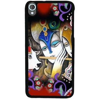 Ayaashii Radha Krishna Back Case Cover for HTC Desire 820::HTC Desire 820Q::HTC Desire 820S