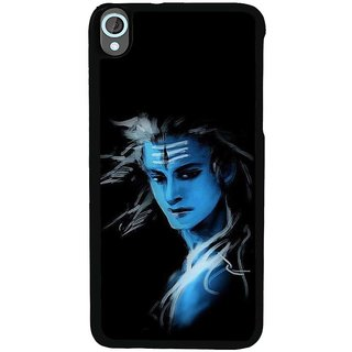 Ayaashii Lord Shiva Back Case Cover for HTC Desire 820::HTC Desire 820Q::HTC Desire 820S