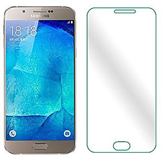Tempered Glass screen protector 2.5D curved for Samsung Galaxy A8